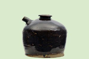 Market Street Stoneware Jar