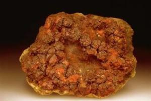cinnabar rock
